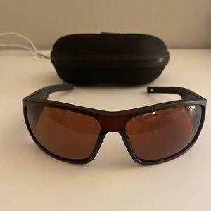 Men's Costa Del Mar Brown Sunglasses